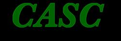 Logotip del CASC