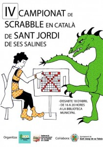 Cartell_6e_Sant_Jordi_ses_Salines