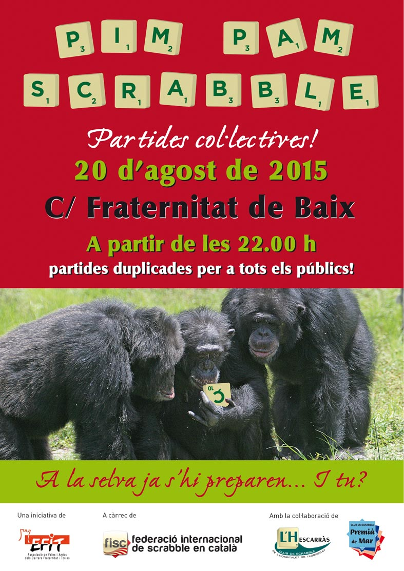 cartell gràcia 2015
