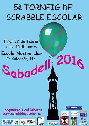 CARTELL SABADELL 2016