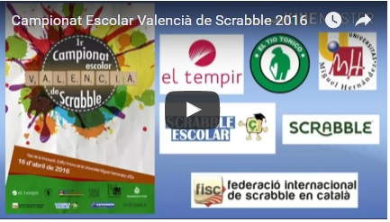 VIDEO CARATULA ELX 2016