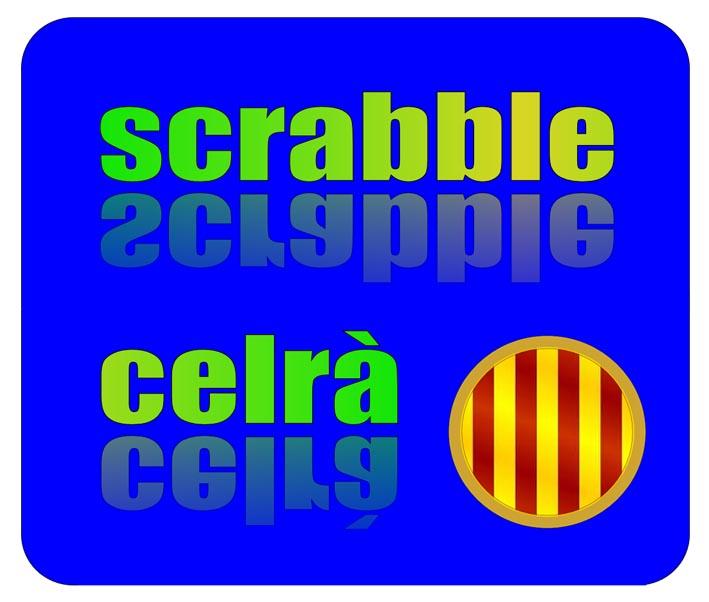 logo club scrabble celra