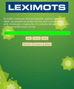 validador de web Leximots