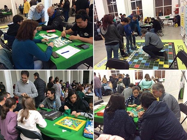 Fira, DAU, Barcelona, 2018, scrabble, català, mattel, FISC, Federació Internacional de Scrabble en Català