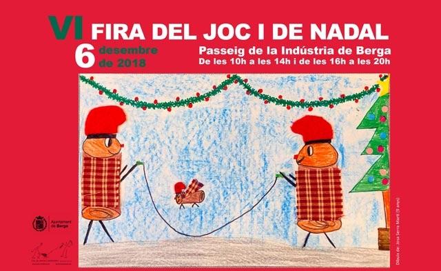 fira, joc, Nadal, Berga, Berguedà, FISC, scrabble, catala, gegant, federacio, 2018