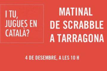 tarragona, CNL, scrabble, català, #itujugues, FISC, CPNL, federació