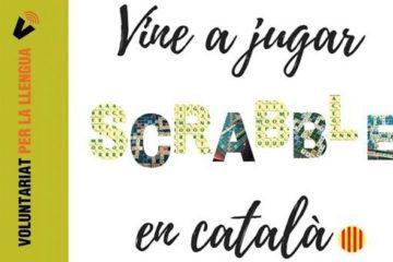 trobada, taller, obert, gratuït, scrabble, català, i tu jugues en català, voluntariat, VxL, CNL, CPNL, SLC, FISC, Federació Internacional de Scrabble en català, Granollers, Vallès