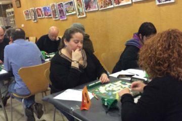 Barcelona, Sant Andreu, barri, Sant Andreu de Palomar, 2019, campionat, scrabble, català, llengua, llengua catalana, FISC