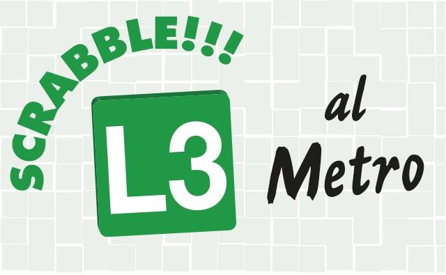 scrabble metro L3
