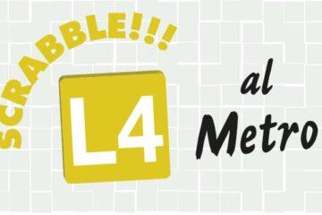 scrabble català metro L4