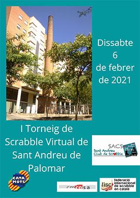 torneig virtual sant andreu scrabble català