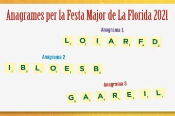 anagrames FM Florida Hospitalet