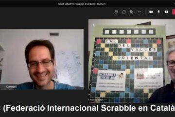 taller virtual de vxl scrabble català monitors